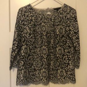 Banana Republic Lace Top with cami
